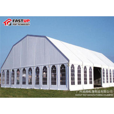 Aluminum Polygon Marquee Tent  For Church 500 People Seater Guest