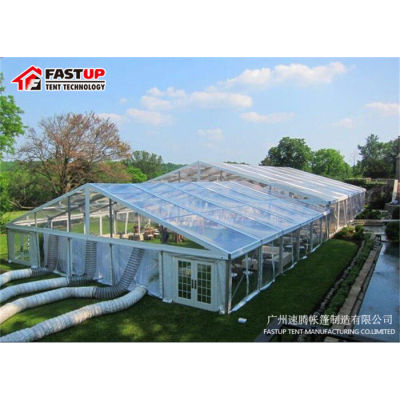 Transparent Wedding Party Event Shelter 30X30M 30M X 30M 30 By 30 30X30 30M X 30M