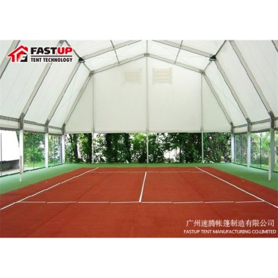 Polygon Roof marquee tent for Tennis in size 15x20m 15m x 20m 15 by 20 20x15 20m x 15m
