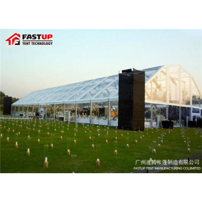 Polygon Roof Marquee Tent  For Wedding  2500 People Seater Guest