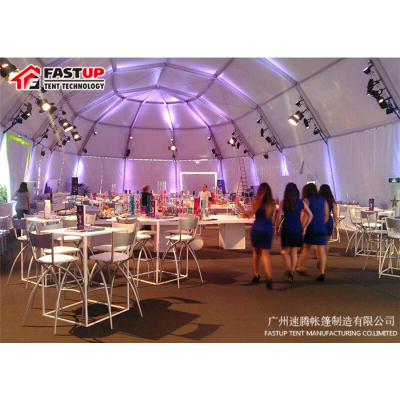 Polygon Roof Marquee Tent For Party 500 People Seater Guest