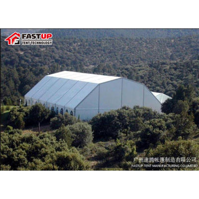 Polygon Roof marquee tent  for Swimming pool  in size 20x50m 20m x 50m 20 by 50 50x20 50m x 20m