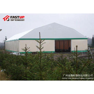 Polygon Roof marquee tent  for basketball in size 20x40m 20m x 40m 20 by 40 20x40 40m x 20m