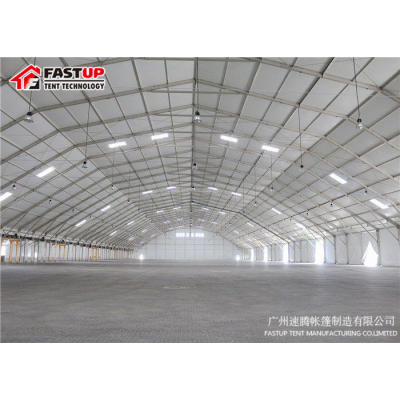 Polygon Roof marquee tent  for Mobile airplane hanger  in size 20x60m 20m x 60m 20 by 60 60x20 60m x 20m