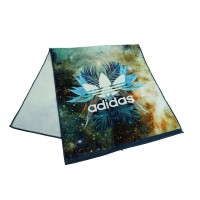 Wholesale 100% Cotton Digital Printed Face Towel With Custom Logo