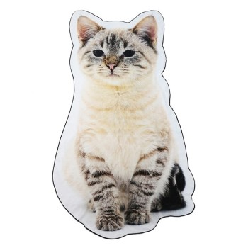 Wholesale Cat Beach Towel Irregular Shape Luxury Digital Printing Towels