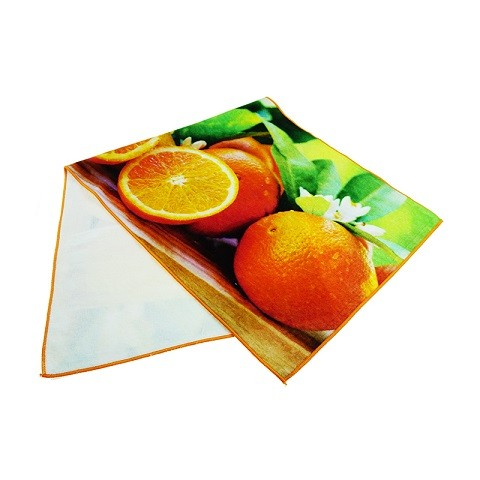 35X75CM Luxury Velour Printed Face Towel For Home Gift With Great Clarity
