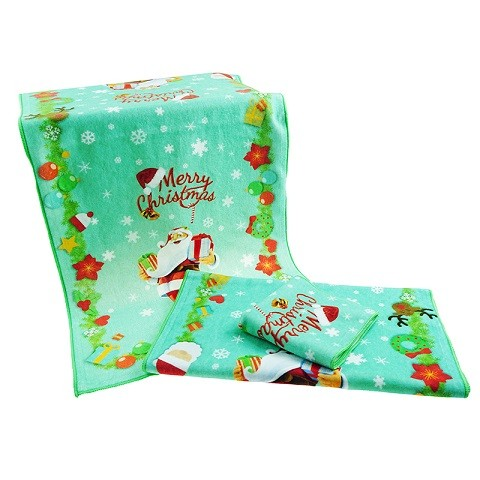 Hot Selling Cotton Digital Printed Face Towel With Low MOQ 100 PCs