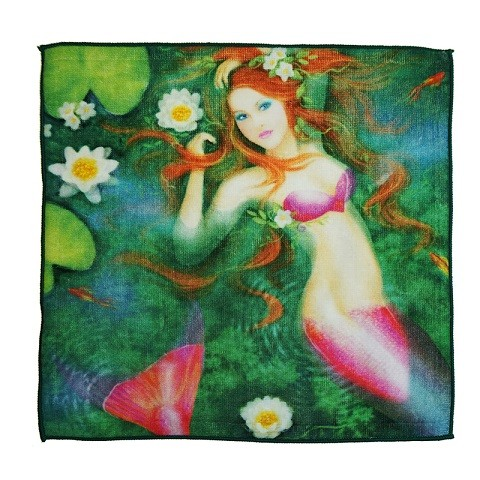 Soft Cotton Printed Soft Absorbent Cleaning Hand Towel