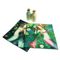 Best Quality Cotton Digital Printed Hand Towel Made in China