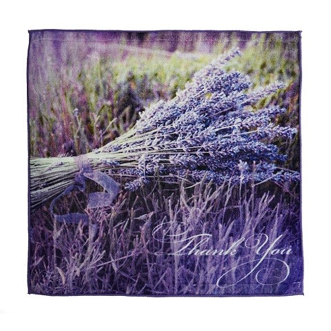quality product logo picture print custom hand towel