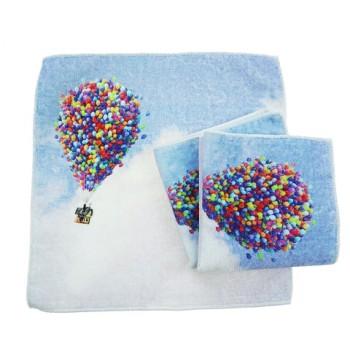 Wholesale Custom Digital Print Towels Hand Towel
