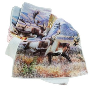 cheap price wholesale cotton printed hand terry towel