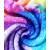 Factory supply custom printed towels cotton fabric hand towel