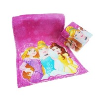 Super Soft Durability 100% Cotton Printed Soft Face Towel