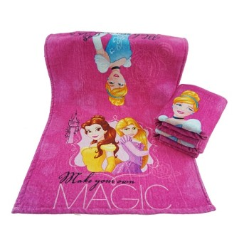cheap price customized printed 100% cotton soft face towel