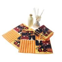 custom printed cotton hand baby towel wholesale