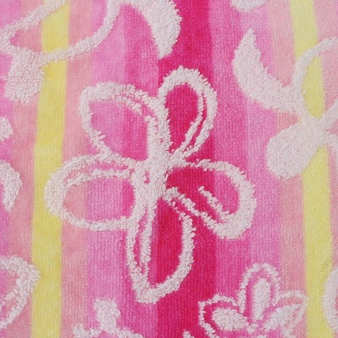 Hot Selling Jacquard 100% Cotton Hand Towel