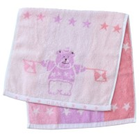 Customized Jacquard 100% Cotton Face Towel size