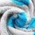 Bamboo Fiber Multi-Color Jacquard Sports Towel