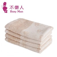 Color Customize Logo Jacquard Wholesale OEM Hand Towel