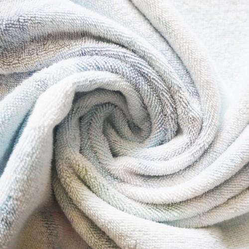 供应4K真彩印花大浴巾 非水浆印花大毛巾不掉色小批量个性化定制