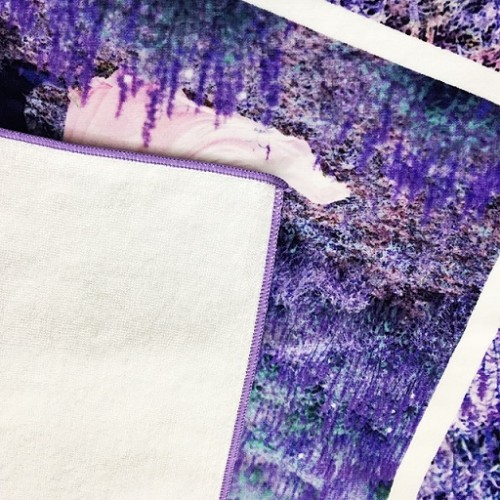 纯棉数码印花浴巾 创意婚纱写真定制印染浴巾 厂家推荐小批量定制