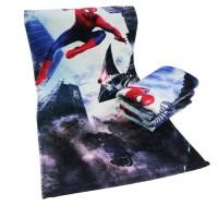 超清全棉数码印花浴巾 4K卡通动漫印花大毛巾 支持小批量个性定制