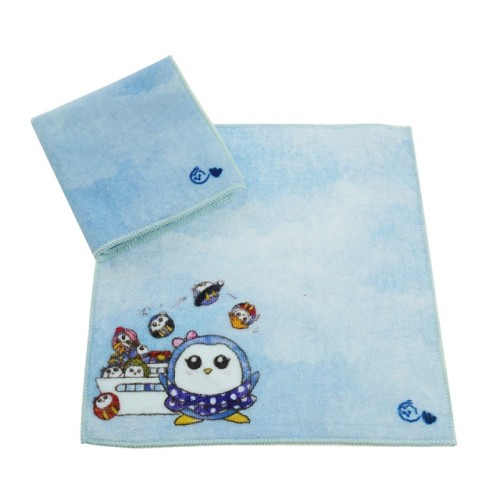 厂家直销4K数码喷墨印花毛巾创意家纺毛巾 纯棉卡通毛巾批量定制