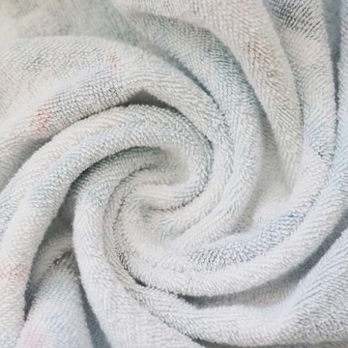 4K数码印花大毛巾 成人明星定制数码印花浴巾沙滩巾 支持来图定制