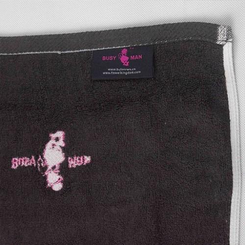 【不懒人】厂家直销家纺140g竹纤维毛巾 加厚洁面毛巾礼品方巾