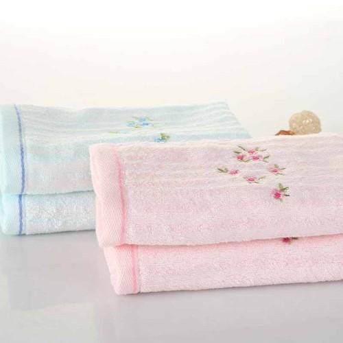 厂家直销新款家纺60g纯棉加厚毛巾 纯棉礼品毛巾吸水洗脸巾批发
