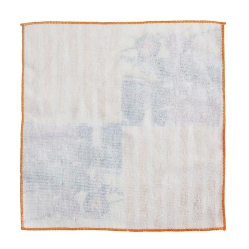 纯棉数码印花方巾 创意花型印染小毛巾 厂家推荐可小批量个性定制