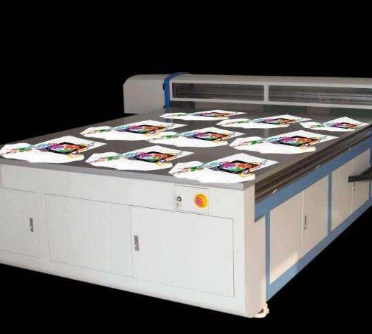 In the process of digital printing, there are streaks, breaking ink, breaking reasons and solutions.