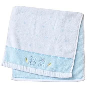 Wholesale Factory Custom Cheap Terry Jacquard Face Towel