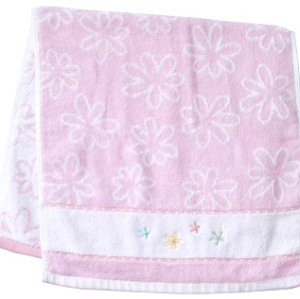 Top selling new designed jacquard face towel