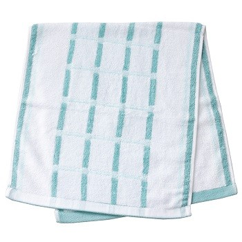 Custom Factory price jacquard woven promotional towel