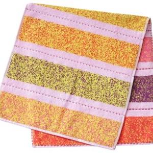 Classical 100% cotton jacquard face towel , nantong washcloth