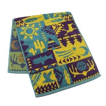Customized towels jacquard 21s cheap 100% cotton face towel
