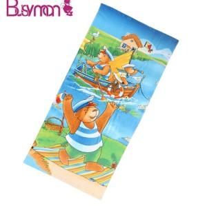 High quality printed towel 100% cotton bath towel