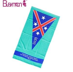 China wholesale 100% cotton terry bath towels 70x140