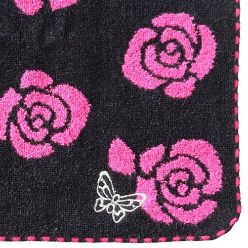 100 cotton two color jacquard terry towel /towel fabric