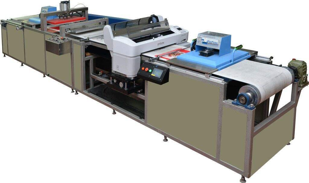 The small technological change in digital printing brings about a 3X improvement in efficiency
