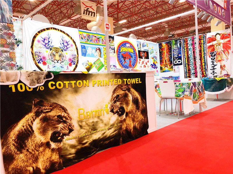 2018 Fifth China (Turkey) Trade Fair opened today  See digital printing in 9B101