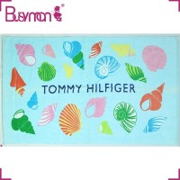 High Quality Printed Bath Towels With 100% cotton terry