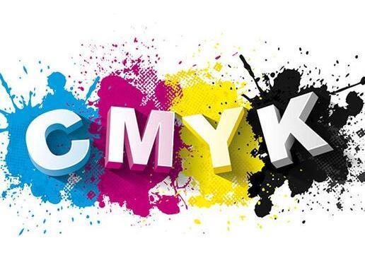 Digital print quad color