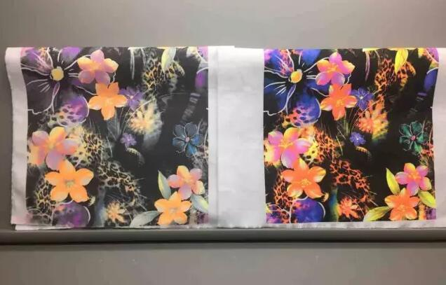 Digital printing helps the textile industry