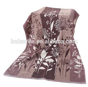 Custom Made Cotton Jacquard Terry Towel Bath Towel