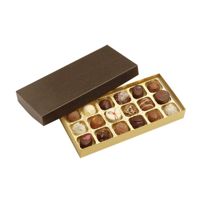 wholesale luxury chocolate packaging boxes/chocolate truffle boxes/wood chocolate packaging box