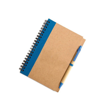 Wholesale custom cheap A5 Wire o spiral notebook/spiral notebook